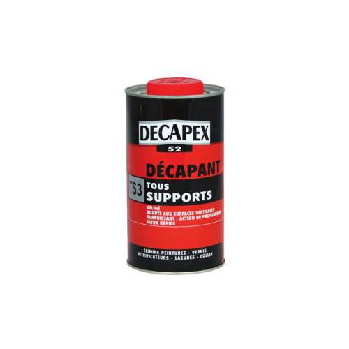 Decapex Διαβρωτικό/Aφαιρετικό χρωμάτων